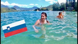 SloveniasLakeBled魔法の場所:スロベニアのブレッド湖TheMagicalPlace[ショートムービーShortFilm]