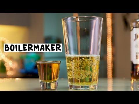 Boilermaker - Tipsy Bartender