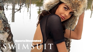 Bo Krsmanovic Takes On Chilly Finland 'Completely Naked' | Uncovered | Sports Illustrated Swimsuit