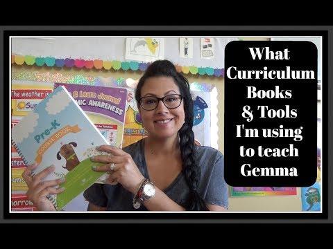 What Curriculum, Books & Tools I Use To Teach My Preschooler