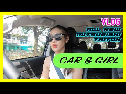 [VLOG] LEONA & Mitsubishi Triton VGT Adventure X 2019 Vlog