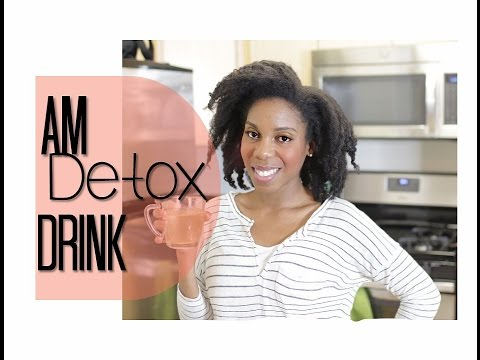 Video Morning Detox Drink for Metabolism Boost and Weight Loss ????