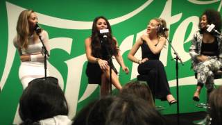Перри Эдвардс, Little Mix at the 103.5 Kiss FM Sprite Lounge in Chicago