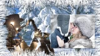 Зимне -Романтический саксофон - Ice and sax саксофон на коньках по льду
