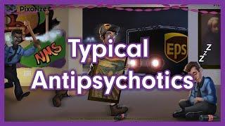 Typical Antipsychotics Mnemonic for NCLEX | Nursing Pharmacology