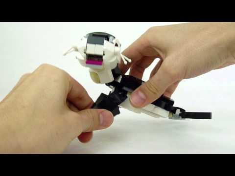 Vidéo LEGO Creator 31021 : Mes animaux de compagnie