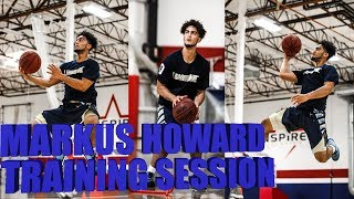 Markus Howard Training Session MUST WATCH | HE DOES NOT MISS!!
