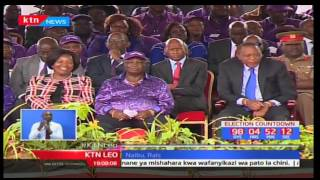 Gavana Isaac Ruto  aisuta serikali huku Rais Kenyatta akiomba muhula wa pili