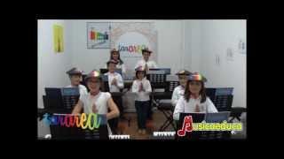 La muralla China - Grupo de alumnos de DePiano 1 - Tararea Laboratorio Musical