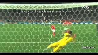 preview picture of video 'ركلات ترجيح الأرجنتين VS هولندا  بصوت رؤوف خليف'