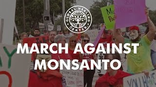 March Against Monsanto - Houston 2016 | GMO Labels: No Fables, We Want Labels!
