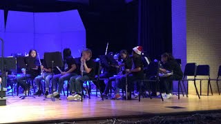 MS & HS Winter Band Concert