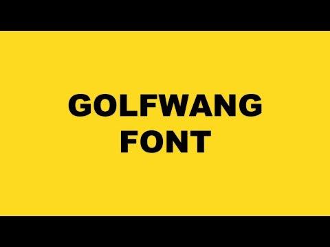 mp4 Golf Wang Font Generator, download Golf Wang Font Generator video klip Golf Wang Font Generator
