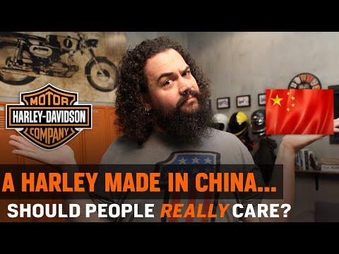 mp4 Harley Davidson China, download Harley Davidson China video klip Harley Davidson China