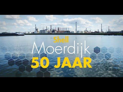 Shell Moerdijk 50 jaar