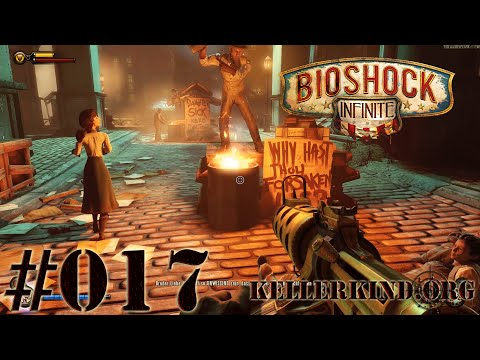 Bioshock Infinite [HD|60FPS] #017 - Shantytown ★ Let's Play Bioshock Infinite
