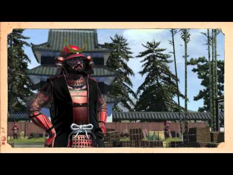 The Story Behind Shogun 2: Total War