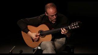 Ricardo Gallén Plays Sonata Del Pensador By Brouwer