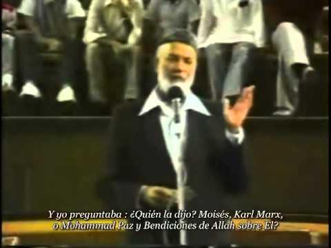 Ahmed Deedat - Los versiculos de tolerancia en el libro de los cristianos