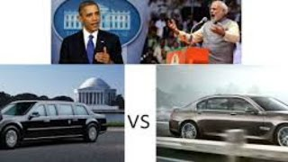 Modis BMW Or Obamas Cadillac Who Has The Better Car