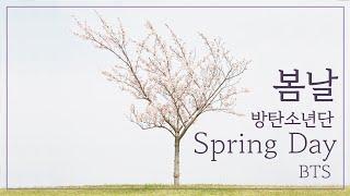 봄날 - 방탄소년단 피아노 커버