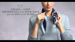 How To Tie A Neckerchief | Brooks Brothers