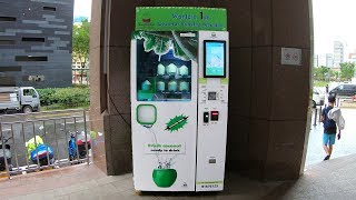 Coconut Vending Machine