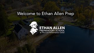 Welcome To Ethan Allen Prep At The Golf Performance Center