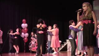"Barkalow ""Grease"" Scene 8a: It's Raining on Prom Night"