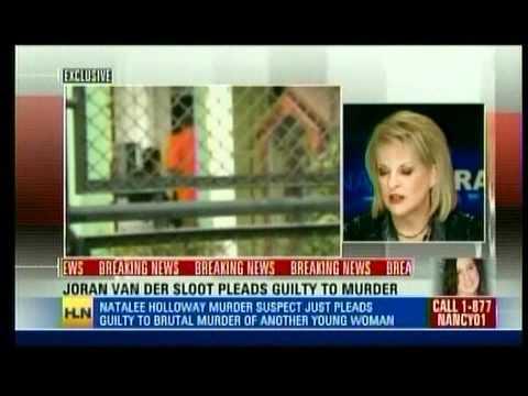 Meg Strickler on Nancy Grace on HLN discussing Joran Van Der Sloot on 1/11/12