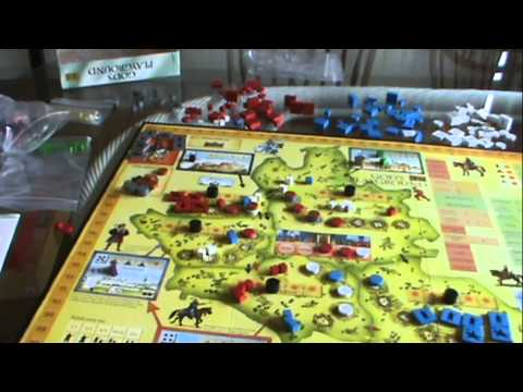 God's Playground Review - Boardgameblogger