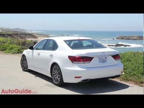 2013 Lexus LS Review