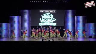 J.B. Star - Japan (MegaCrew Division) @ #HHI2016 World Finals