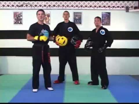 Sport Karate -- Practice with Just the Back Knuckle
