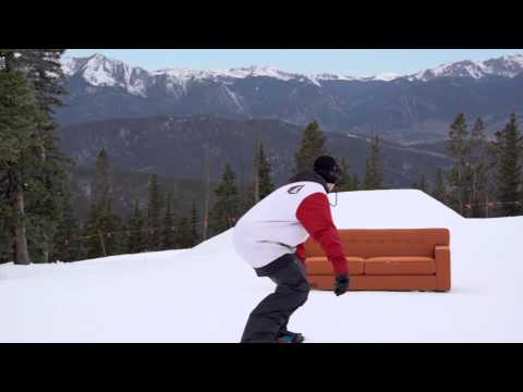 Download How To Ollie on a Snowboard w/ Dan Brisse | TransWorld SNOWboarding HD Video