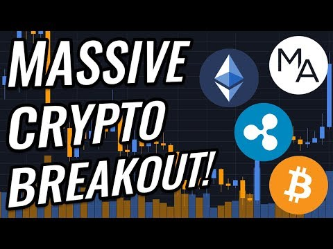 MASSIVE Bitcoin & Crypto Markets Breakout! Bear Market Over?! BTC, ETH, XRP, Crypto & Stocks News!