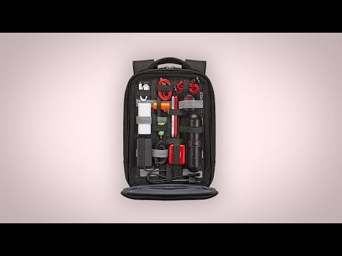 Unboxing! Cocoon - la mochila impermeable para toda tu tecnología