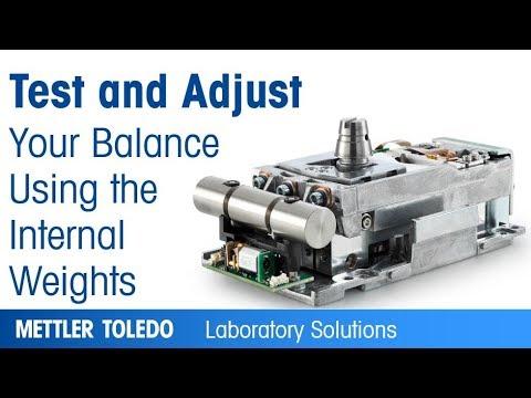Mettler Toledo Touch Screen Balance