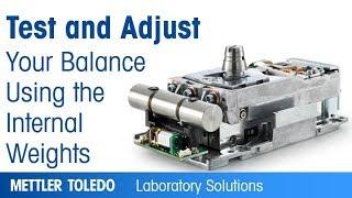 Zlatnické váhy Mettler Toledo, série JET - Funkce FACT (plně automatická interní kalibrace)