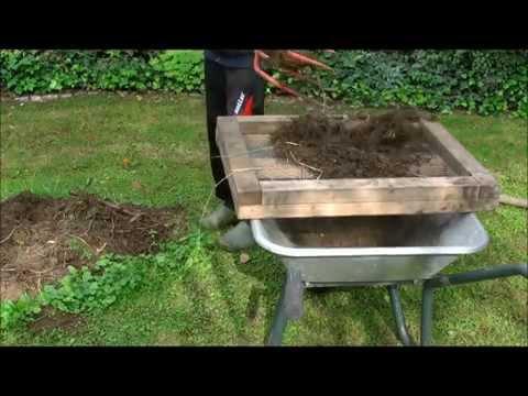 Kompost sieben// Tipps & Tricks zum Kompost sieben