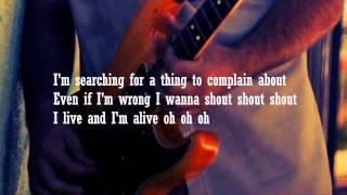 Aaron Drees - Into the Sea lyrics
