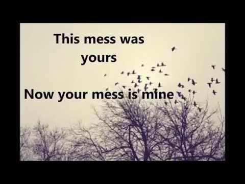 Vance Joy  Mess is Mine Lyrics Video