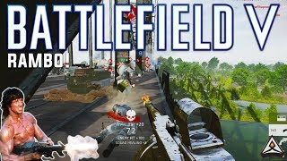 Epic RAMBO moments - Battlefield 5 Top Plays