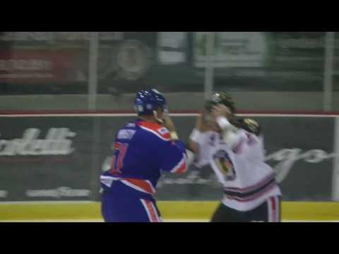 David Lacroix vs. Jon Mirasty