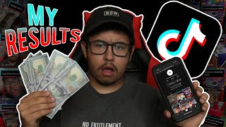 How Much I Made Selling TikTok Shoutouts In 24 Hours