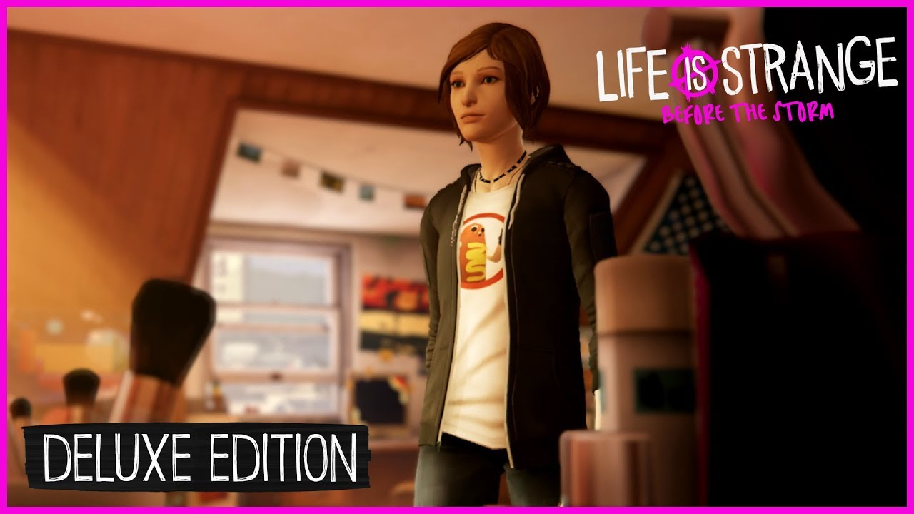 Video LIFE IS STRANGE : BEFORE THE STORM DELUXE EDITION [PC DOWNLOAD]