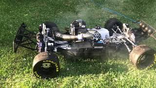 Losi 5ive T/RCMAX-7075Rc finally done until this
