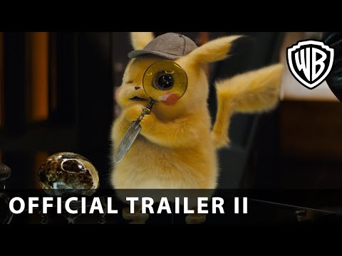 New Detective Pikachu Trailer Pokemon Film Releases Mewtwo