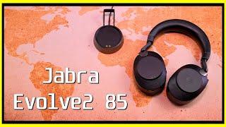 Jabra Evolve2 85 | absolut grundsolide, aber...