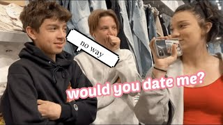 Asking boys if they would date us (part 3)